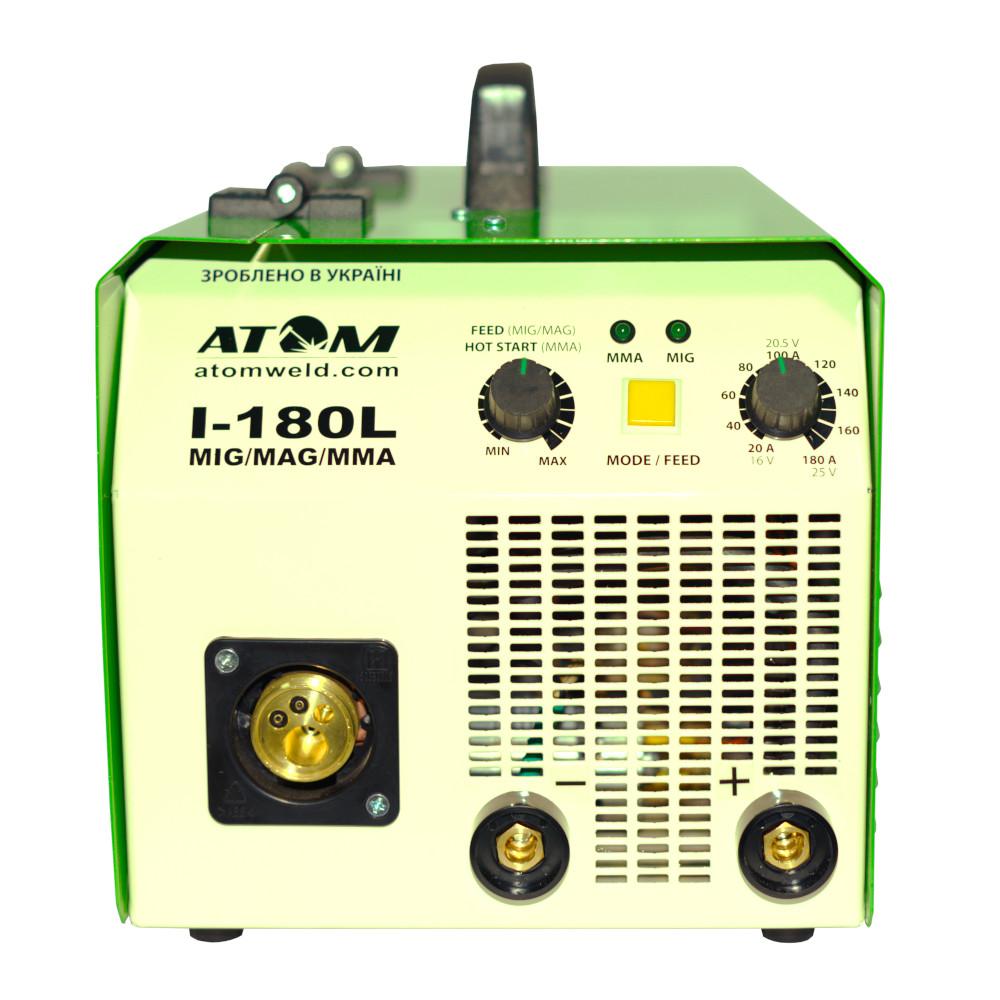 Сварочный полуавтомат Атом I-180L MIG/MAG