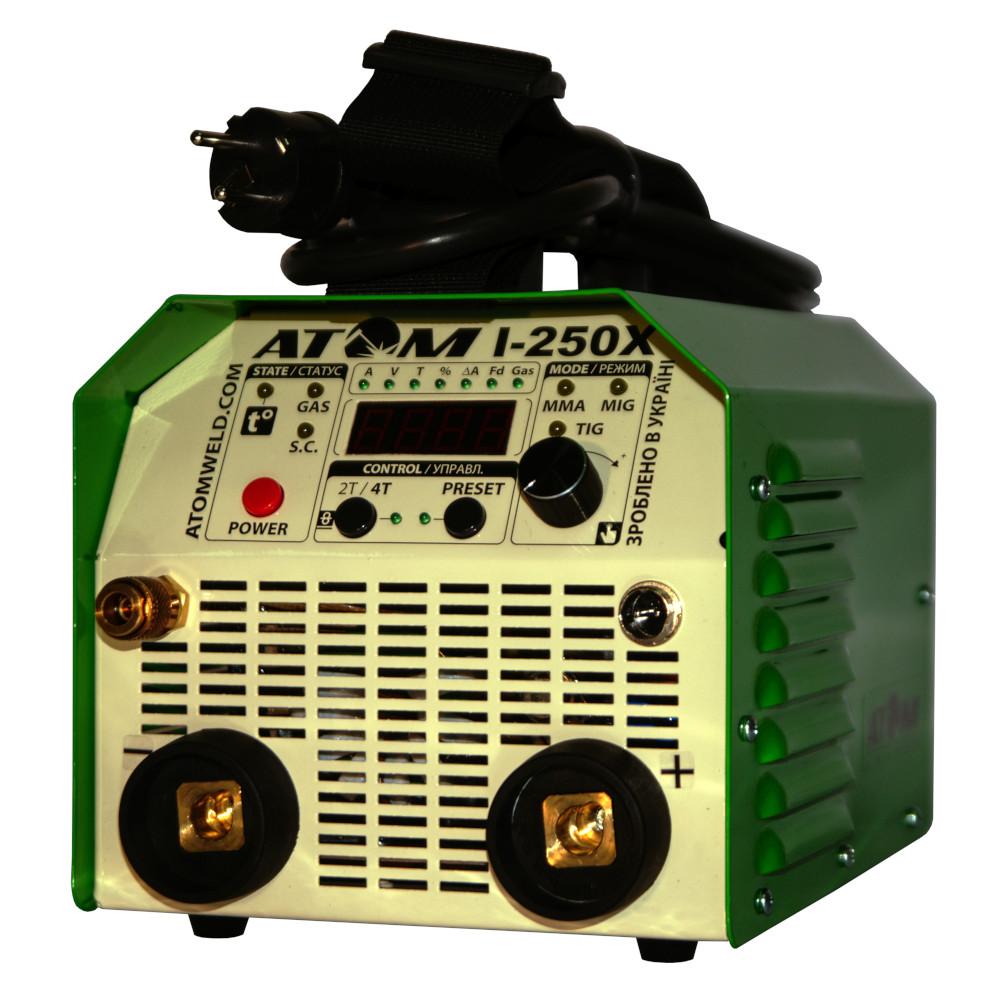 Сварочный аппарат Атом I-250X